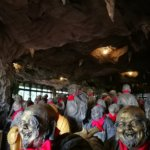 地元バスツアー人気観光寺「金剛宮」はエアホッケーがあったりとそれでいいのか